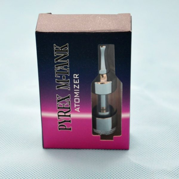 1Kit-Clear-M-Tank-Atomizer-Pyrex