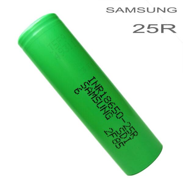 Samsung 18650 25R cyprus
