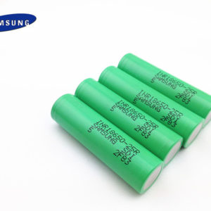 4PCS-18650-Battery-For-Samsung-2500mah-100-Originally-20A-Discharging-INR-18650-25R-Rechargeable-Battery-Free