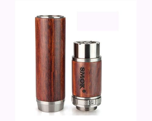 Original Smok Silenus VV VW wood mod Smok Silenus mod fast ...