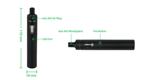 how to clean ego vape tank