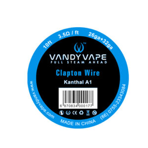 Vandyvape Resistance wire Clapton Kanthal