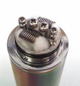 rebuildable atomizer