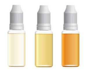 e-liquid color