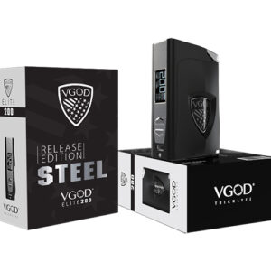 VGOD Box Mod Elite Limited Edition