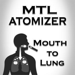 MTL atomizer