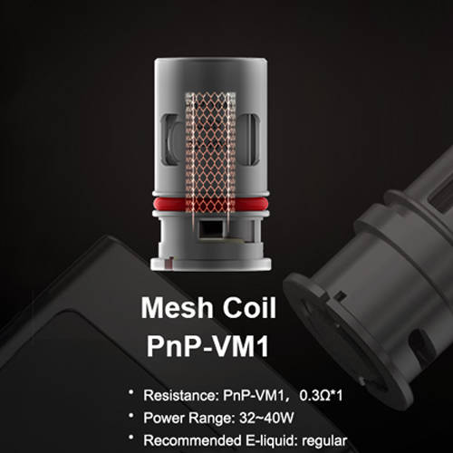 VOOPOO PNP VM1 Mesh Coil for Vinci | 0.3ohm