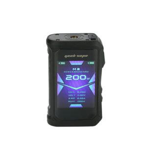 Geekvape Aegis X Box Mod 200W E-cig Vape Mod Box